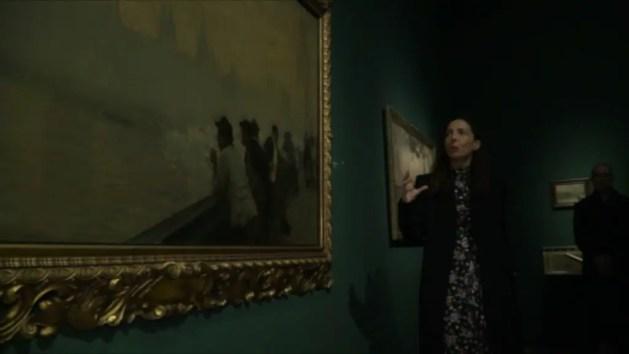 Palazzo Diamanti, inaugurata la mostra di De Nittis – VIDEO