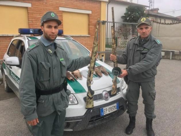 Sanzioni contro la caccia illegale in provincia di Ferrara