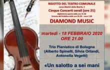 Un trio di pianisti protagonista al Ridotto del Comunale – VIDEO