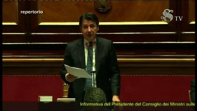 Emergenza covid-19: presidente Conte informa il Parlamento. Le reazioni – VIDEO