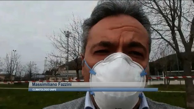 """Climatologo Unife: """"Coronavirus non terrebbe conto delle temperature"""" – INTERVISTA"""