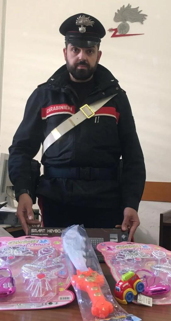Portomaggiore, denunciato negoziante per mancato rispetto regola anticontagio