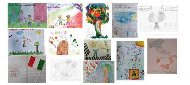 Il 25 aprile per gli alunni delle scuole elementari di Ferrara