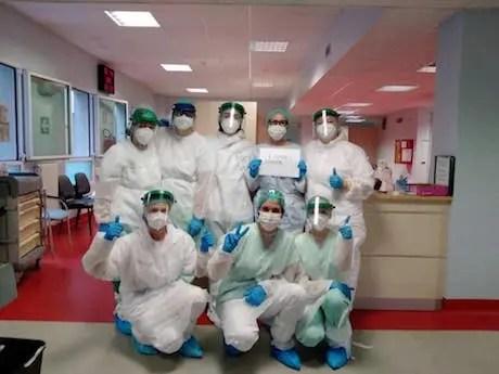 Chiusi reparto covid3 e una rianimazione covid all'ospedale di Cona