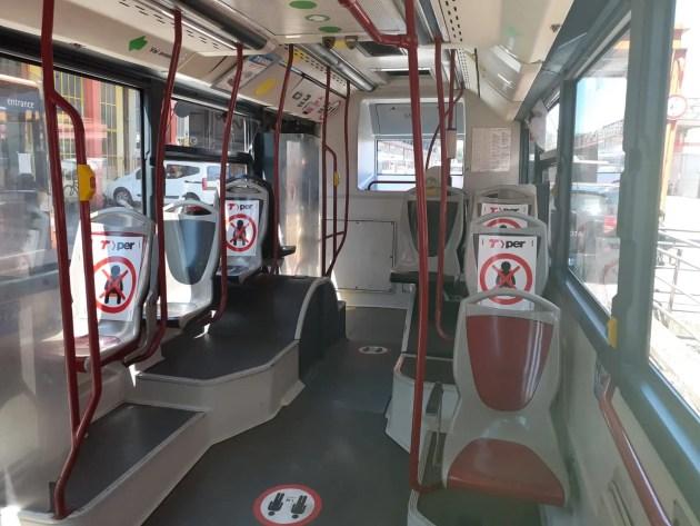 """Le novità della """"fase 2"""" per il trasporto pubblico"""