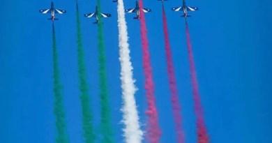 frecce tricolore