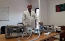 Nasce 'Diego', il ventilatore low cost anche da Unife
