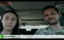 Coppia di travel blogger rientra in Italia, dopo 3 mesi di lockdown in Argentina – VIDEO