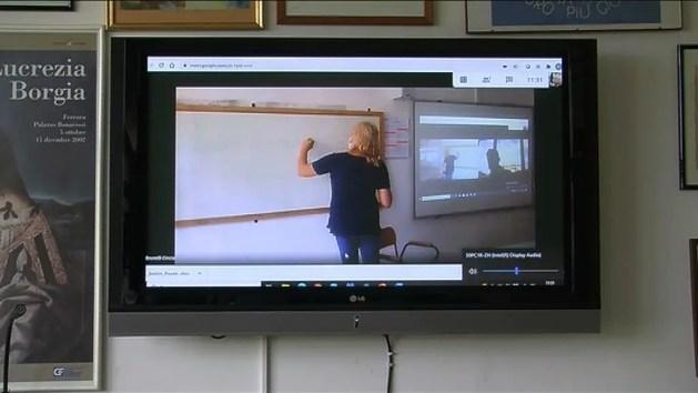 Le scuole ferraresi si preparano alla riapertura: in visita all'istituto Aleotti – VIDEO