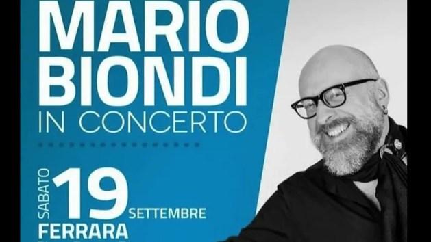 Mario Biondi in concerto a Ferrara – VIDEO