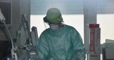 Reparti Covid-19 Ospedale di Ferrara