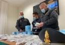 Sequestrate oltre 3000 mascherine FFP2 non conformi