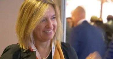 Silvia Grandi - Presidente Copma