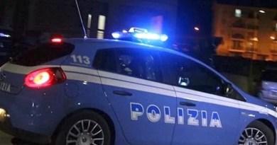 polizia notte brava