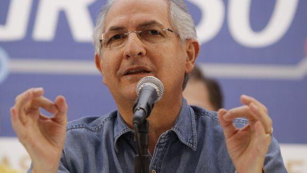 Antonio Ledezma ha estado ligado a hechos violentos contra el pueblo venezolano durante su carrera política