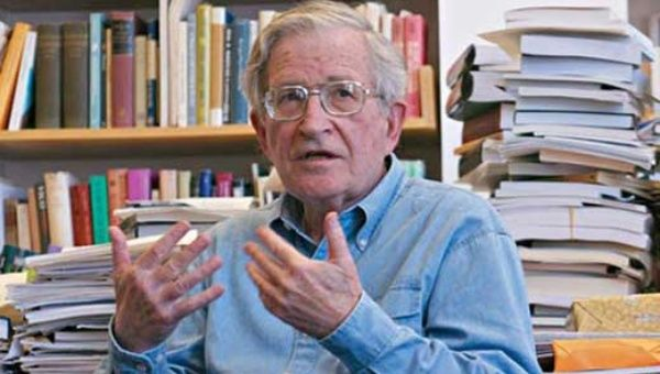 Image result for Noam Chomsky