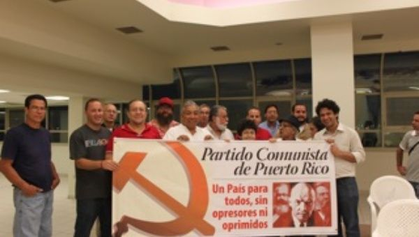 The Puerto Rican Communist Party. (Photo: Sibci/Archive)