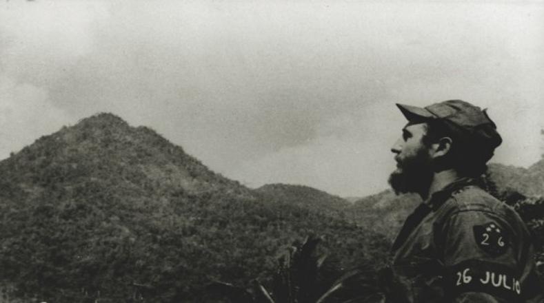 Desde las montañas de la Sierra Maestra, Fidel visualizaba el triunfo.