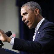 El salto al vacío de Obama
