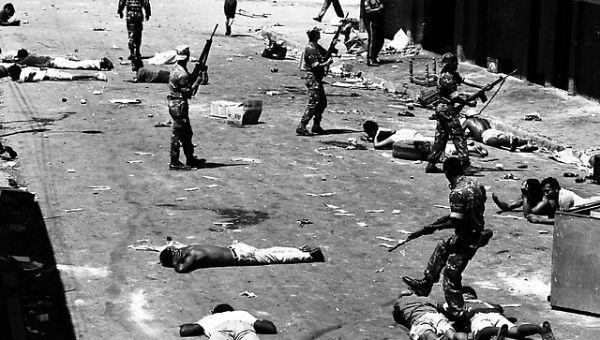 Reportes extraoficiales señalan unas dos mil personas fallecidas e innumerables desaparecidos.
