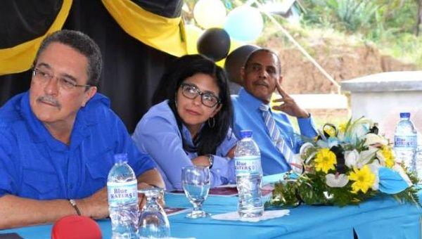 Thumbnail for Saint Lucia Speaks out Against US Sanctions Against Venezuela