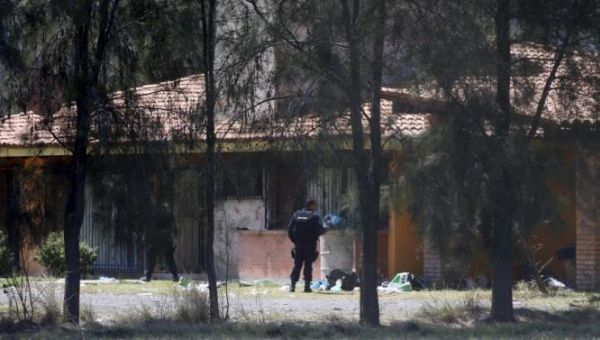 Police were not attacked, much less ambushed, locals told Mexican news outlet Animal Politico.