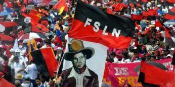 Resultado de imagen para frente sandinista de liberación nacional