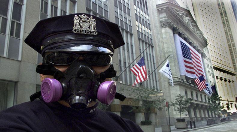 El  Fire Department of New York (Departamento de Bomberos de Nueva York) tuvo una admirable participación en las labores de rescate de las víctimas en el ataque terrorista, donde se desplegaron al menos 400 bomberos.