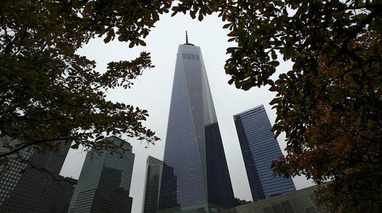 En el One World Trade Center se inauguró en 2014 la Torre de la Libertad, como reemplazo a las Torres Gemelas- La edificación tuvo una inversión de 3.900 millones de dólares.