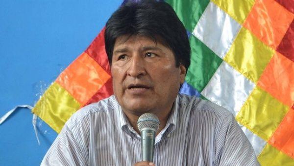 Image result for Evo Morales