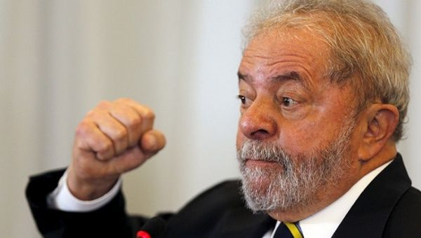 Former Brazilian President Lula da Silva tells The Intercept