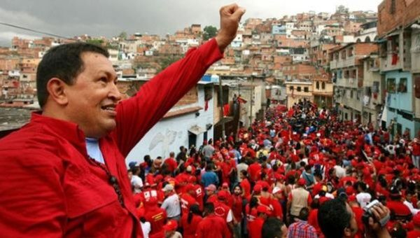 Hugo Chávez sigue presente en el corazón de los venezolanos y de otros pueblos latinoamericanos.