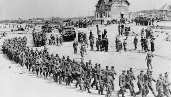 Resultado de imagen para Fotos: En Francia desembarcan las primeras tropas británicas