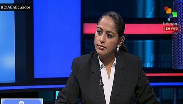 Paola Pabon: Las formas d control desde el Imperio a países en vías d desarrollo, se ha mantenido.