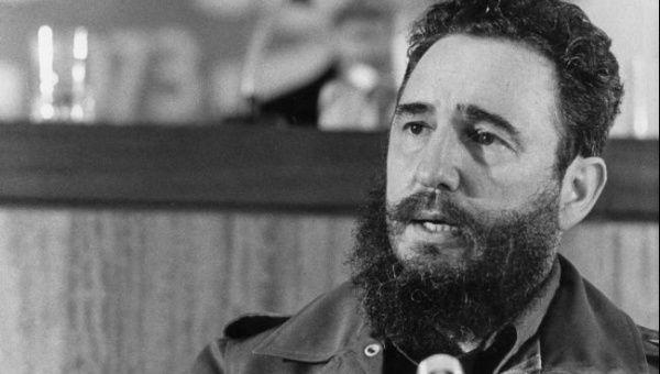 El Comandante Fidel Castro fue un incasable luchador por la igualdad y el la liberación de los pueblos del mundo.