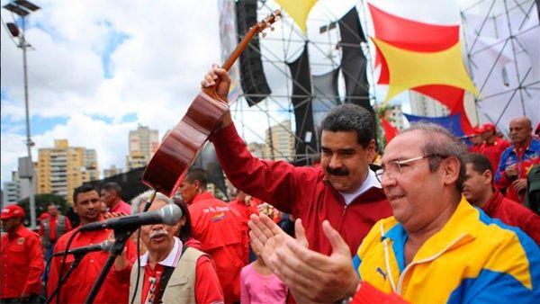 El presidente venezolano informó que se desmanteló un plan de intentona golpista.