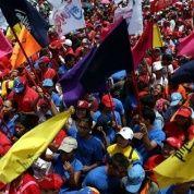 Chavistas at Thursday