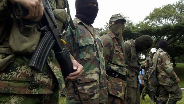 Colombia es uno de los países que más invierte en gasto militar.