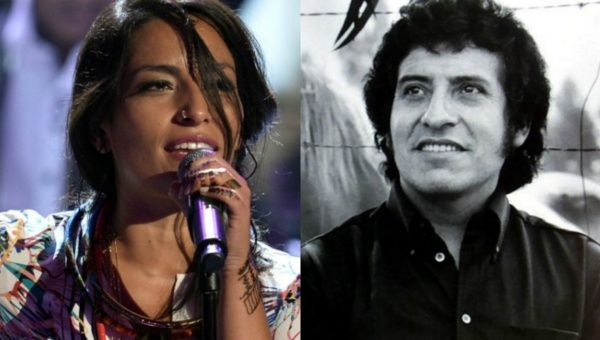 Chilean hip hop artist Ana Tijoux says folk singer Victor Jara is one of the musical influences her songs draw on.