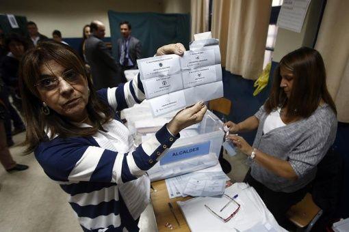 La abstención alcanzó un 60 por ciento en el estreno del voto voluntario en Chile, la participación más baja desde el retorno a la democracia en 1990.