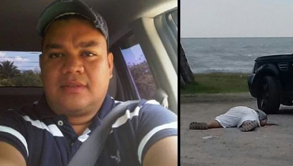 Fernando Aleman Banegas was assassinated in La Ceiba in the early hours of Monday morning.