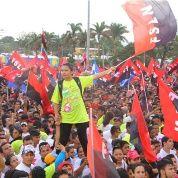 """Nicaragua: el golpe """"blando"""" en marcha"""
