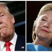 Hillary y Donald: que gane el peor