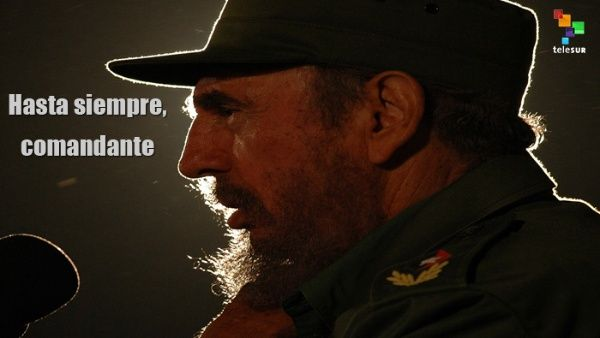 Fidel Castro falleció a los 90 años de edad.