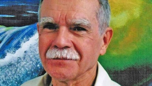 Archive image of Puerto Rican independentista Oscar Lopez Rivera.