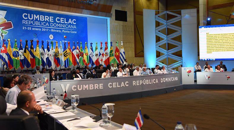 V Cumbre CELAC, Punta Cana, República Dominicana