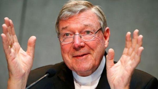 Australia's Cardinal George Pell