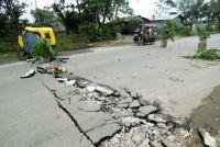 El terremoto ocurrió a una profundidad de 27,9 kilómetros y a unos 10 kilómetros al noroeste de Mabua.