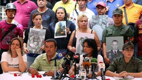 En octubre de 2014 instalaron en Venezuela el Comité de Víctimas de las Guarimbas integrado por familiares de las víctimas de los actos de violencia perpetrados por sectores de la derecha y que se cobraron la vida de 43 personas.