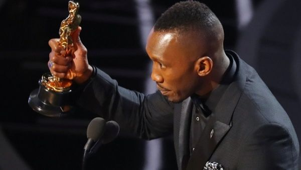 Best Supporting Actor Oscar winner Mahershala Ali